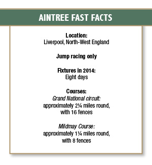 Aintree Fast Facts