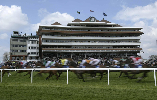 Newbury Racecourse. Photo: RacingFotos.com