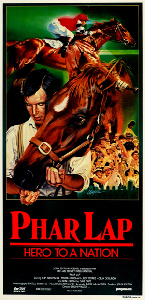Phar Lap movie poster
