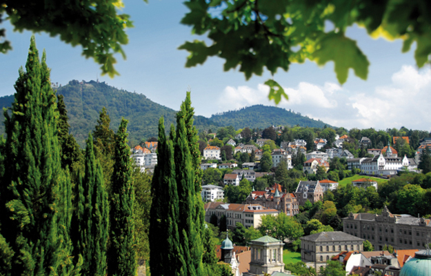 Baden-Baden. Photo provided by Baden-Baden Kur & Tourismus GmbH.