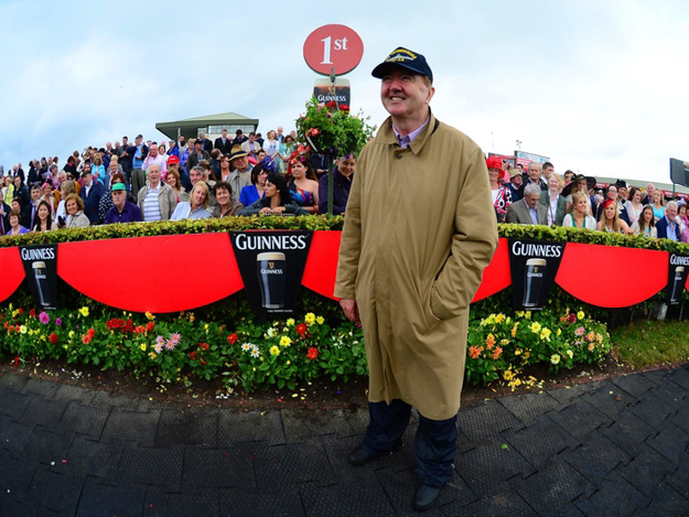 Dermot Weld at the 2013 Galway Festival. Photo: RacingFotos.com