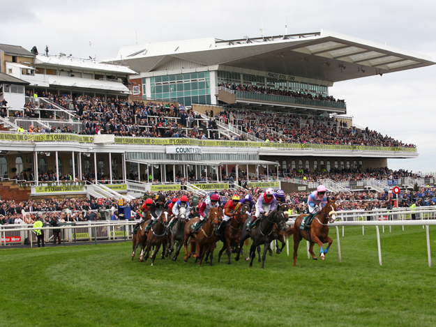 Aintree Racecourse. RacingFotos.com.