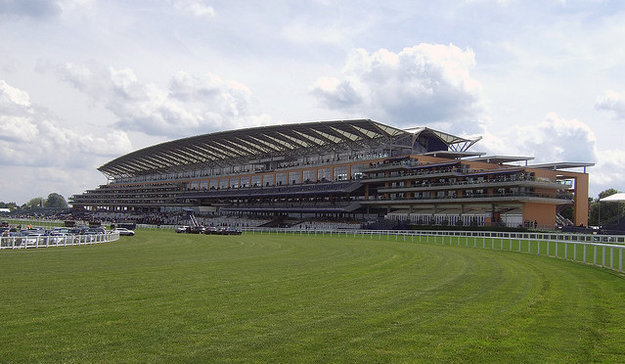 Ascot Racecourse after renovation. Photo: RichKnowles/Flickr.