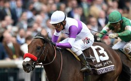 Handicapping the Derby: is Nyquist another gift from Santa Claus?