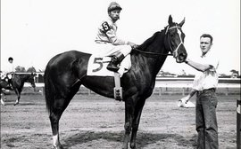 Fillies so rare in the Kentucky Derby, but here's one who gave it a good go