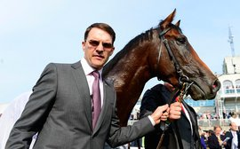 The scary thing for the rest of racing: Aidan O'Brien is getting even stronger