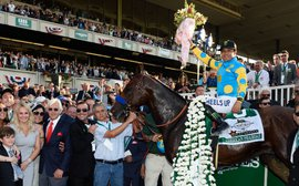 Why Baffert didn't need too much convincing to run Pharoah at the 'Graveyard of Favorites'