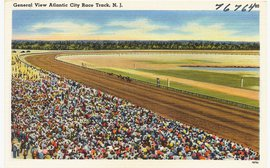 Remembering Atlantic City Race Course and a legacy of innovation