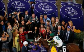 Breeders' Cup Q&A: Fravel focused on 'caliber and quality'