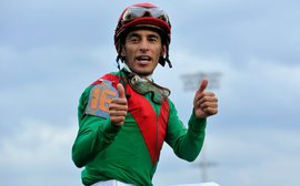 Velazquez Q&A: Jockeys should speak for the sport