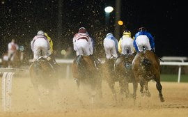 Dubai dirt suddenly riding a lot faster - and that's good news for Chrome & Co.
