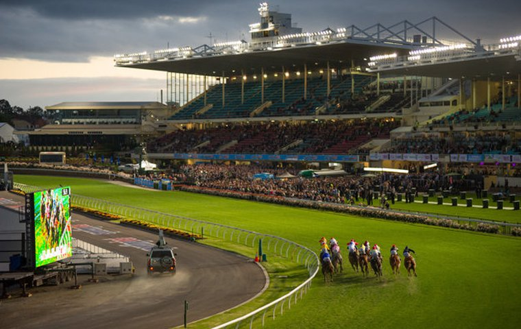 Moonee Ponds Racecourse