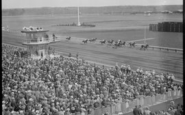 Has Thoroughbred racing in New England finally reached the finish line?