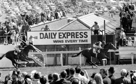 The race that sealed Nijinsky's greatness