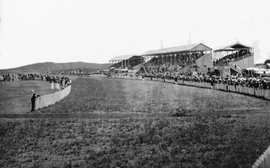 Racecourse architecture: Royal Randwick