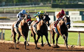 International participants aid Breeders' Cup in conquering new markets