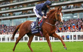How Derby hero Ruler Of The World emerged as an Arc contender in the 'wrong year'
