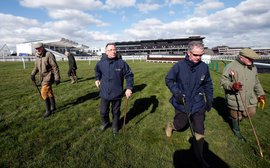How the Cheltenham Festival stays one step ahead of bad weather