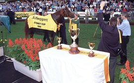 150 years of the grand old Sydney Cup