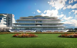 Racecourse architecture: Flemington past and present