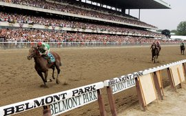 Recent Belmont Stakes history working against California Chrome