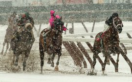 NYRA readies its battle plan for the next big freeze