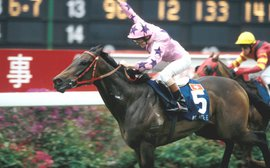 History of a racing rivalry: Japan and Hong Kong