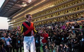 For the ultimate global jockey, less is definitely Moore