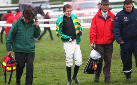 Briton Dr. Michael Turner advancing jockey concussion research