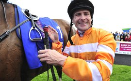 Minimum effort for maximum efficiency: it's why Pat Smullen is having such a great year