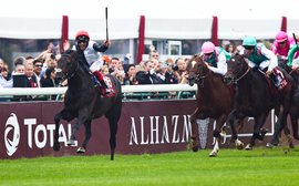 Will the Breeders' Cup be a step too far for Arc hero Golden Horn?