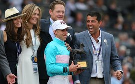 Thrills aplenty for the new partnership behind undefeated Lady Eli
