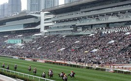Lord Kanaloa Rules Longines Hong Kong International Races