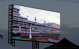 Can ultra-high-definition television revolutionize racing?