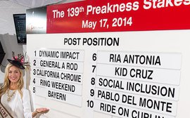 Trends favor California Chrome, KY Derby runners in Preakness