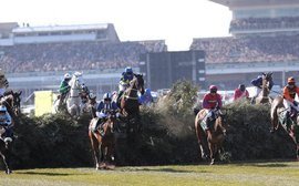 The steeplechase that fires emotions like no other horserace