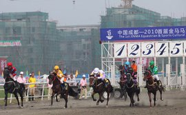 Chengdu Dubai International Cup brings racing envoys to China