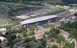 Ascot Racecourse: Modernity out of a treasured past