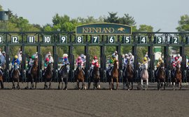 Keeneland Race Course Profile: At the mutuel windows