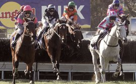 The hurdles ahead of Australia's embattled jumps scene
