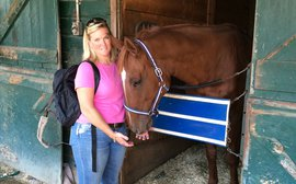 Aftercare safety net helping to avert unwanted horse crisis at Suffolk Downs
