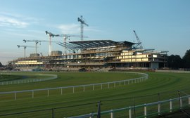 The Men Behind the Transformation of Britain's Finest Racecourse