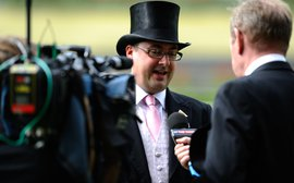 No time to sit still for Nick Smith, Ascot's international hit man