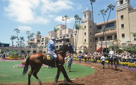 Del Mar Racetrack Profile: A great place to relax
