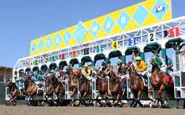Del Mar Racetrack Profile: No time like the present