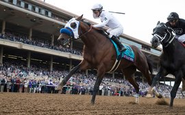 Has Santa Anita ever had such an awful start to the year? Yes, just three years ago