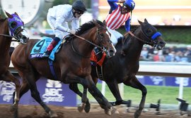Hill and Reeves dream big with Toast Of New York