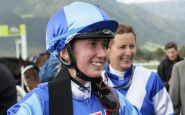 Meet the youngest racehorse trainer in the world