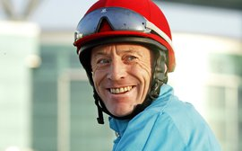 Enjoying life in Dubai, but Kieren Fallon is still keeping us guessing