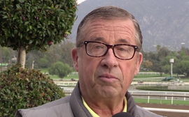 What makes Tony Matos 'pound-for-pound' the best jockey's agent in racing?